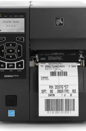 Zebra ZT410 TTR tiskárna 200DPI