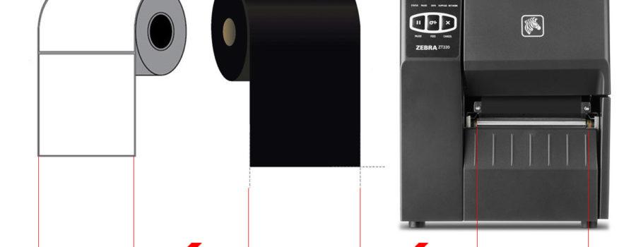 Jak vybrat vhodnou TTR pásku?