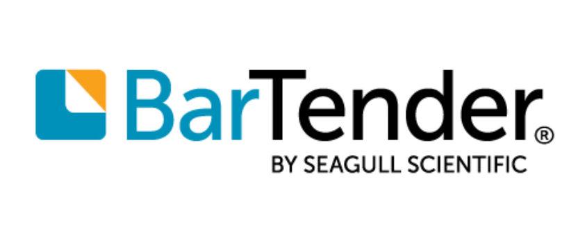 Nastavení teploty tisku v aplikaci Bartender